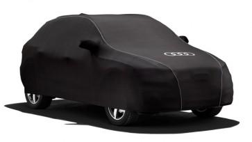 Funda cubrecoche (para interiores) - con aros Audi