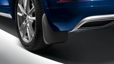 Guardabarros trasero para vehículos sin paquete exterior S line - para parte trasera, para vehículos sin paquete exterior S line