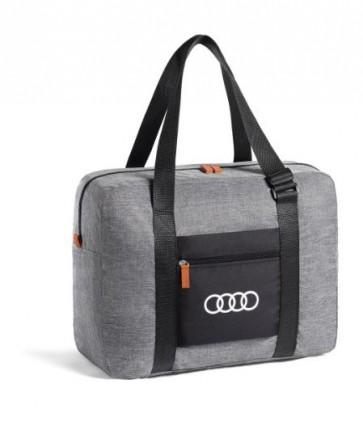 Bolsa Audi gris, plegable