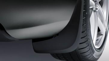 Guardabarros  - para la parte trasera, para vehículos con el paquete exterior S-Line