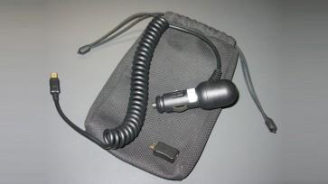 Cable de carga universal para encendedor de cigarrillos con Mini-USB