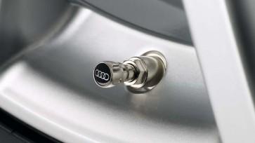 Tapones para válvulas de aluminio