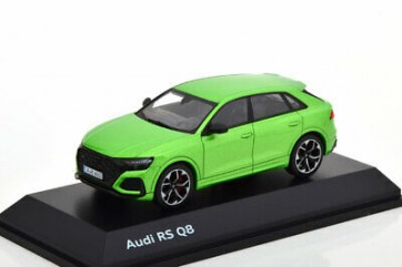 Miniatura RS Q8, Java Green 1:43