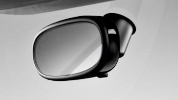 Embellecedor del retrovisor interior - Antideslumbrante automático, negro brillante