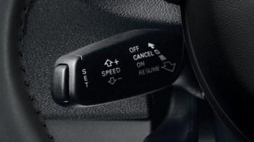 Equipo de regulación de la velocidad. A3 Sportback