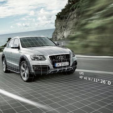 Soporte GSM para asistente de localización Audi