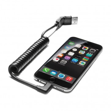 Cable de adaptador USB para terminales móviles con conector USB tipo C angular