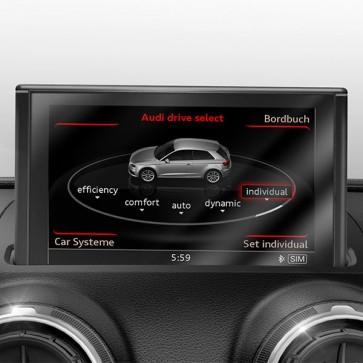 Reequipamiento Audi drive select