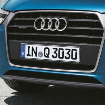 Paquete offroad style, rejilla protectora del radiador para vehículos con aparcamiento asistido plus