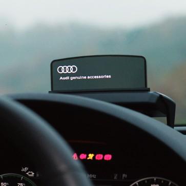 Head up display con pantalla TOLED