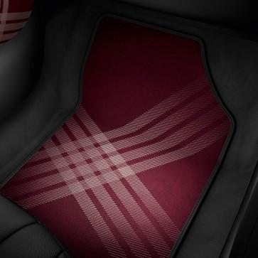 alfombrillas textiles decorativas «lifestyle kit union square» para delante y detrás