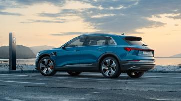 El Primer Audi 100% Eléctrico