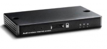 Audi Wireless Internet Access