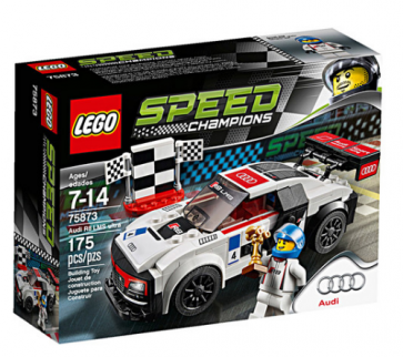 Juego Lego Speed Champions R8