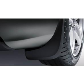 Guardabarros - para la parte trasera, para vehículos con S line o línea de equipamiento design o sport