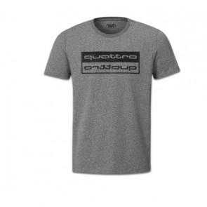 Camiseta quattro, hombre