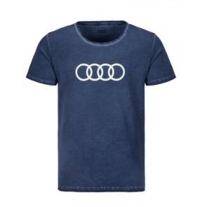 Camisa Ringe, Audi azul