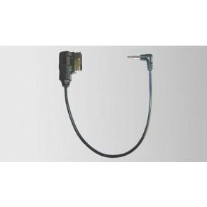 Cable adaptador para Audi music interface con jack mini estéreo