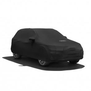 Funda cubrecoche (para exteriores) con aros Audi