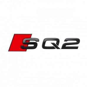 Denominación de modelo SQ2 en negro