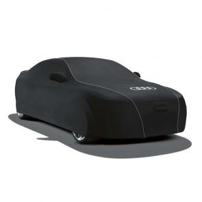 Funda cubrecoche (para interiores) con aros Audi