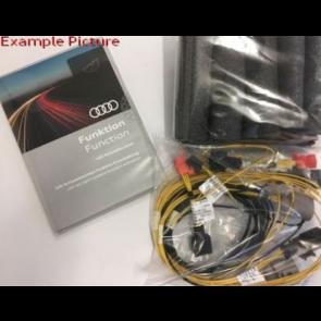 Juego de cables adaptadores para luz trasera LED